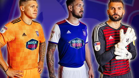 Ipswich Town have launched their new kits for the 2018/19 season.