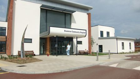 Braintree Community Hospital. Picture: COLIN HOTSTON