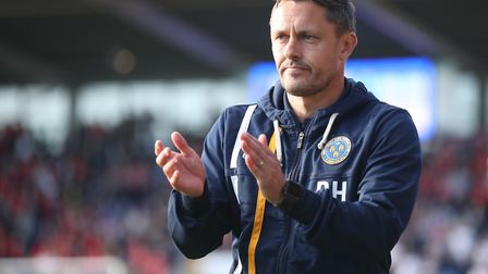 Ipswich Town have appointed Paul Hurst as their new manager on a three-year deal. Photo: PA