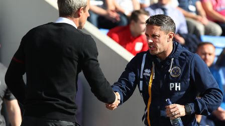 Shrewsbury Town finished third in League One this seaosn before losing to Rotherham United in the Pl