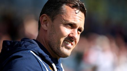 Paul Hurst is only the 16th permanent manager in Ipswich Town's 82-year professional histor. Photo: