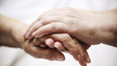 An aging population is understood to be one of the reasons behind the increased death rate in Suffol