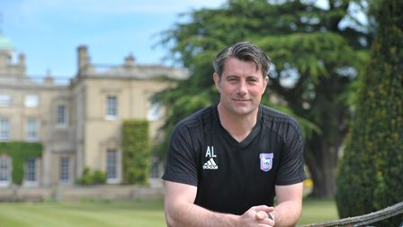 Alan Lee, the new Head of Football at Culford School Picture: SARAH LUCY BROWN