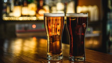 The real ale and cider festival is this weekend Picture: VITALIYPESTOV/GETTYIMAGES/ISTOCKPHOTO