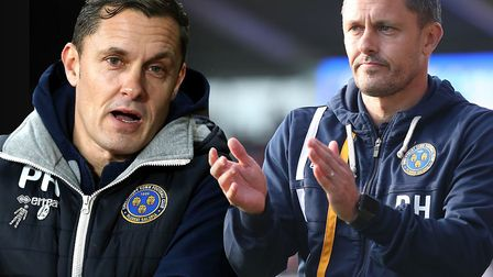 Paul Hurst is the new manager of Ipswich Town. Picture: PA