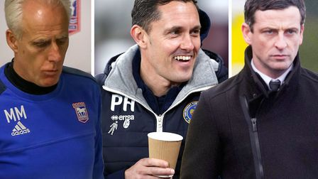 Ipswich Town's search for a new manager is now into day 57