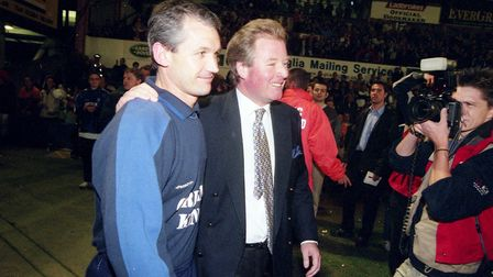 George Burley wanted to become Ipswich manager for a second time.