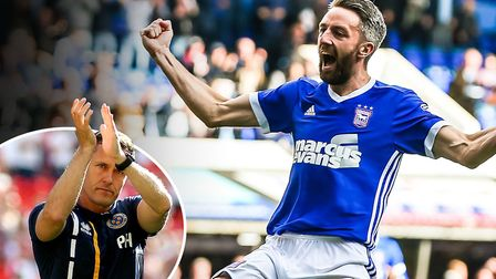 Cole Skuse is excited by the appointment of Paul Hurst