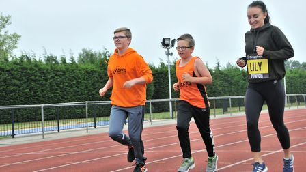 The runners will be coached by Ipswich Jaffa Running Club, which has 300 adult and 90 junior members