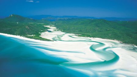 The 23-year-old had travelled to the Whitsunday Islands for a once-in-a-lifetime trip Picture: SHANE