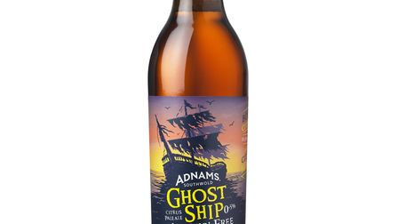 Adnams' Ghost Ship Alcohol Free Picture: ADNAMS