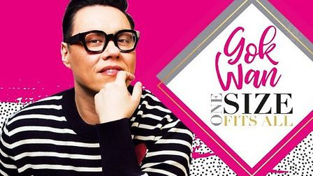 Gok Wan is coming to Essex. Picture: CONTRIBUTED