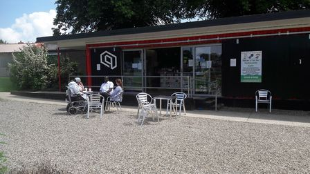 The Rec Community Cafe in Stowmarket is hosting Meet up Monday events. Picture: THE REC