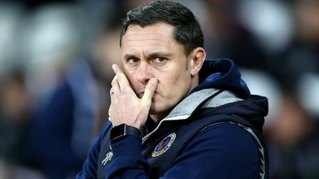 New Ipswich Town boss Paul Hurst has climbed the managerial ladder with Ilkeston Town, Boston United