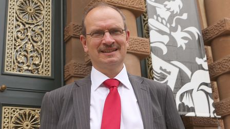 Ipswich MP Sandy Martin has called for an end to all public sector investments in tobacco firms Pict