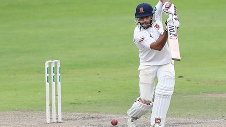 Ravi Bopara hit 125 for Essex in their win over the Kent Spitfires. Photo: PA