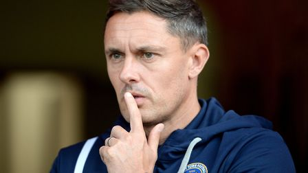Paul Hurst has signed a three-year deal to be the next Ipswich Town manager. Picture: Express&Star