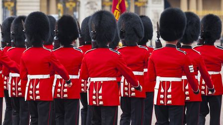 Trooping the Colour Ceremony to mark the Queen's 92nd birthday will take place on Saturday, June 9 P
