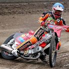 Mildenhall's Drew Kemp in action. Picture: CAROL PRYKE-DOWNIE
