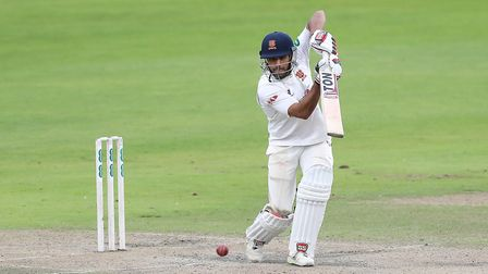 Essex batsman Ravi Bopara helped guide his side to victory over Lancashire Photo: PA