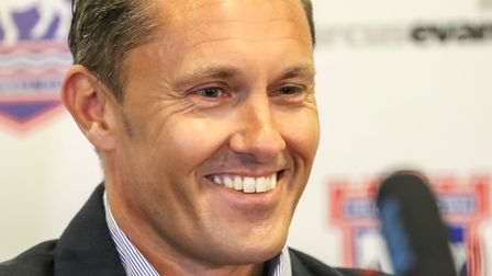 Yesterday, Paul Hurst visited Portman Road and Playford Road for the first time since being appointe