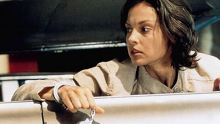 Ashley Judd as Libby Parsons in the taut thriller Double Jeopardy. Photo: Paramount