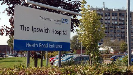Ipswich Hospital ha improved A&E waiting times Picture: PHIL MORLEY
