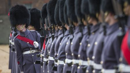 Suffolk Armed Forces Day will be held in Bury St Edmunds this year Picture: UK MOD CROWN COPYRIGHT 2
