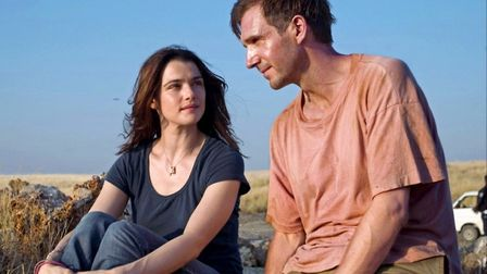 The Constant Gardener, a contemporary thriller by John le Carre, starring Ralph Fiennes and Rachel W