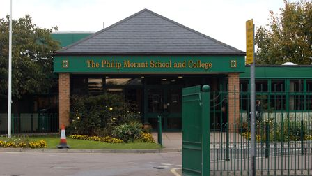 The Philip Morant School in Colchester Picture: LUCY TAYLOR