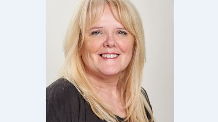 Diane Hull is Norfolk and Suffolk NHS Foundation Trust's new chief nurse Picture: DAVID REES