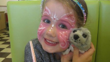 Seven-year-old Summer Grant, from Hellesdon, died from multiple injuries when a bouncy castle she wa