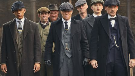 Peaky Blinders Picture Shows: Isiah (Jordan Bolger), Johnny Dogs (Packy Lee), Curly (Ian Peck), Tho