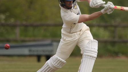 Matt Durrell, who scored 135 not out in Wivenhoes nine-wicket victory at Maldon. Durrell had earlie