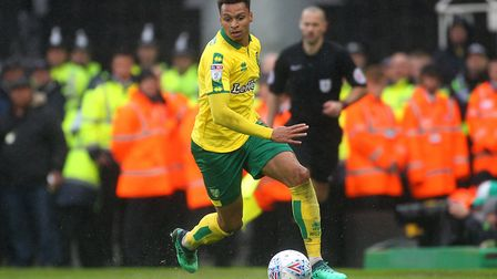 Norwich have sold Josh Murphy to Cardiff for �11m. Photo: Paul Chesterton