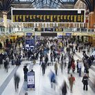 London Liverpool Street Station Picture: KEITH GENTRY