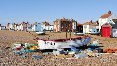 What is your favourite thing about Suffolk? Picture: ALAN MARSHALL