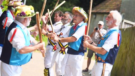 Suffolk Day celebrations at the Museum of East Anglian Life. Picture: GREGG BROWN