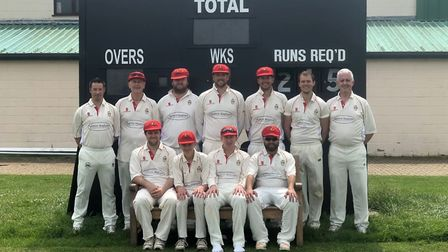 Stowmarket Cricket Club. Picture: CONTRIBUTED