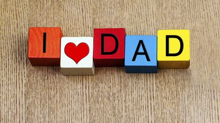 When is Father's Day? Picture: EDWARDSAMUELCORNWALL/GETTY IMAGES/ISTOCKPHOTO