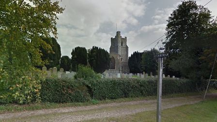 All Saints Church in Holbrook Picture: GOOGLE MAPS