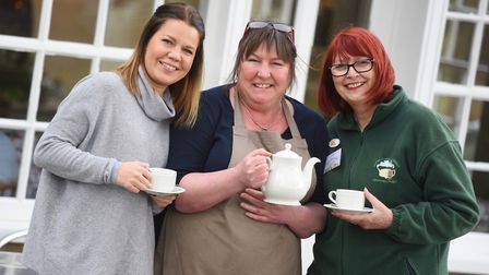 Ann Osborn and Sally Connick are hoping to combat loneliness with a Meet up Mondays initiative, whic