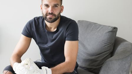 Bartosz Bialkowski is going to the World Cup with Poland. Picture: SARAH LUCY BROWN