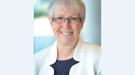 Professor Helen Langton, the University of Suffolk's new vice chancellor Picture: UNIVERSITY OF SUFF