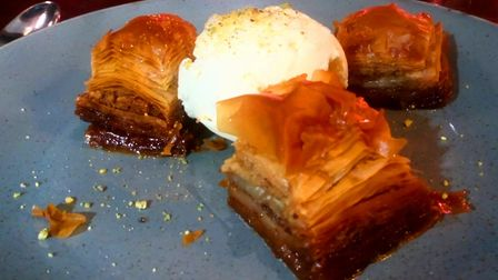 Baklava Picture: Charlotte Smith-Jarvis