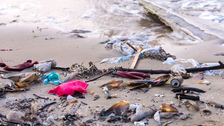 Plastic pollution is an important issue for Anglian Water Picture GETTYIMAGES/ISTOCKPHOTO