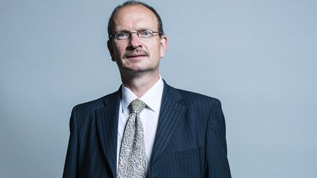 Sandy Martin MP Picture: HOUSE OF COMMONS