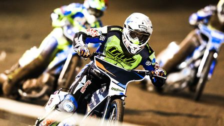 Rory Schlein is the Ipswich Witches' number one. Picture: STEVE WALLER