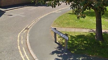 Old Foundry Place, Leiston. Picture: GOOGLE MAPS