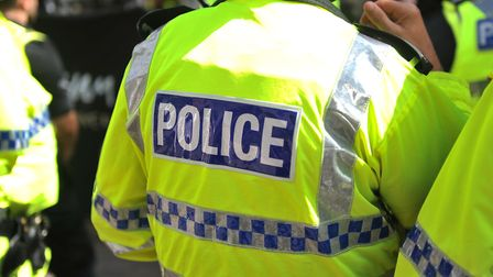 Police are appealing for information following an incident at the side of A1088 in Fakenham Magna, n
